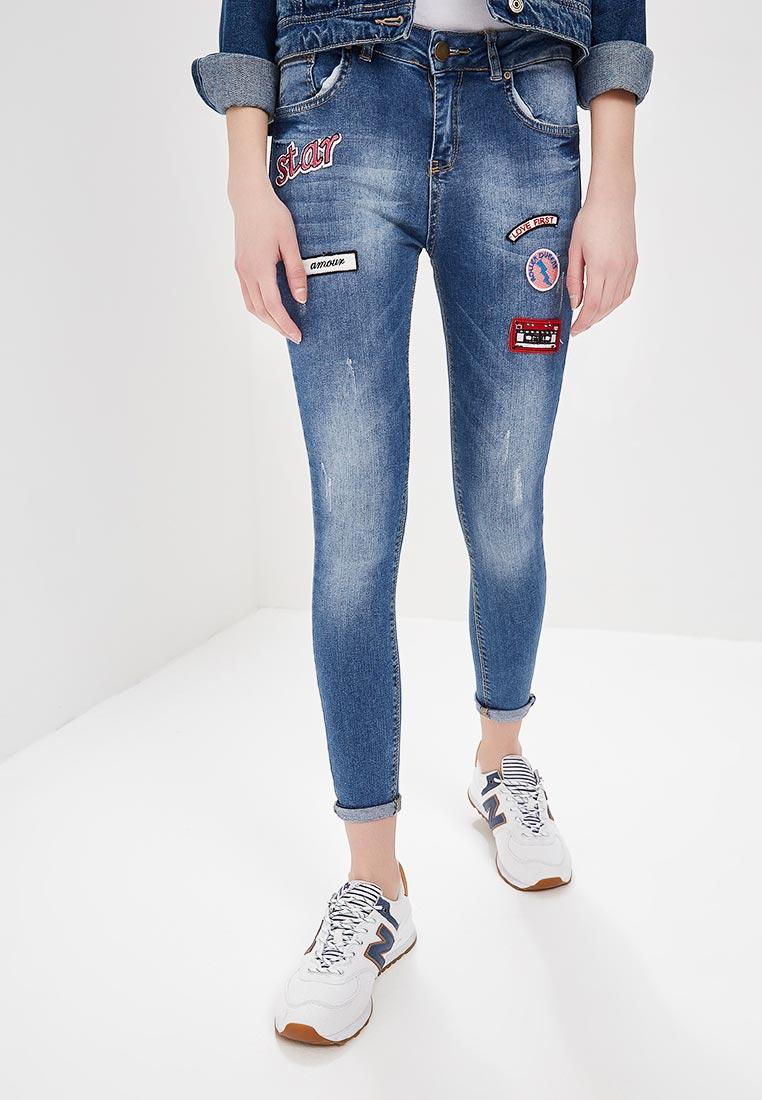 Зауженные джинсы Tom Farr (Том Фарр) TW2964.35