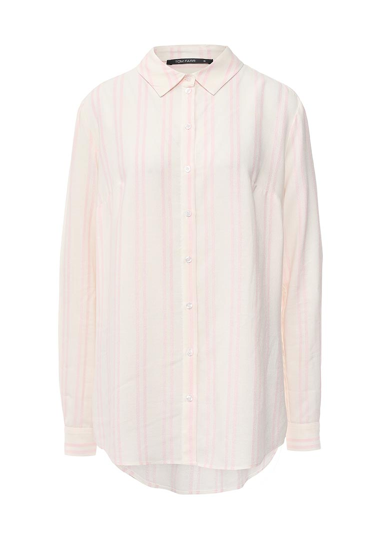 Женские рубашки с длинным рукавом Tom Farr (Том Фарр) TW7500.75