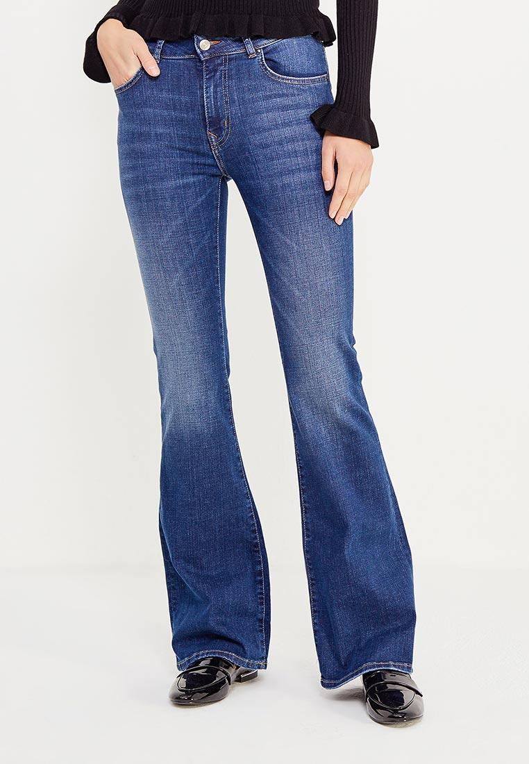 Широкие и расклешенные джинсы Tom Farr (Том Фарр) TW2715.34