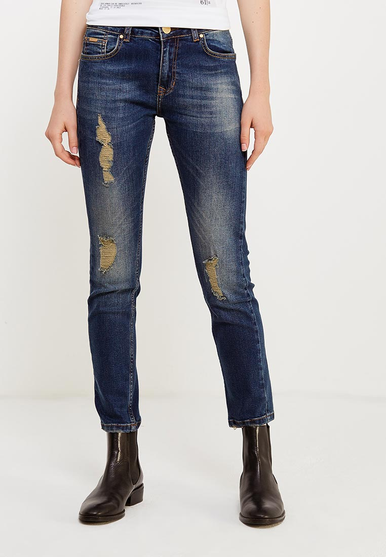 Зауженные джинсы Tom Farr (Том Фарр) TW5603.35