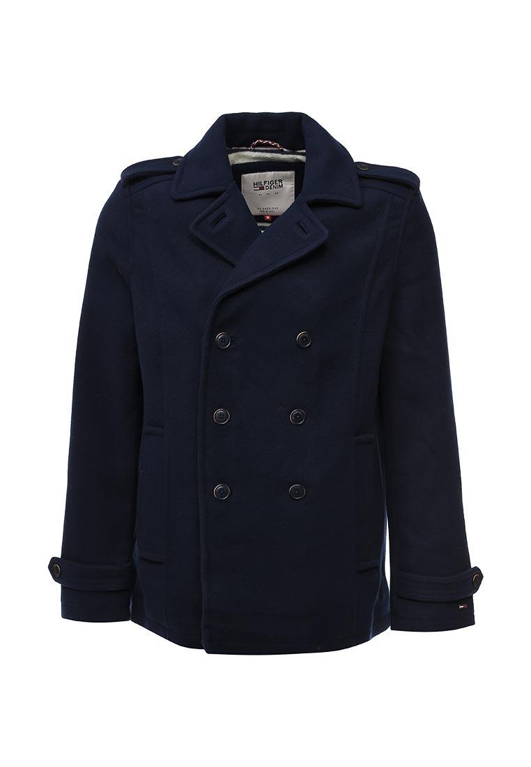 Мужские пальто TommyHilfigerDenim (Томми Хилфигер Деним) DM0DM01240