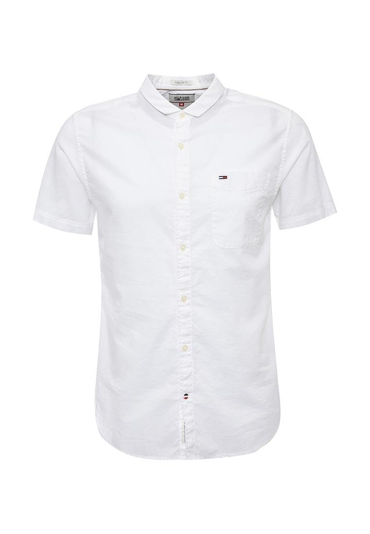 Рубашка с коротким рукавом TommyHilfigerDenim (Томми Хилфигер Деним) DM0DM01843
