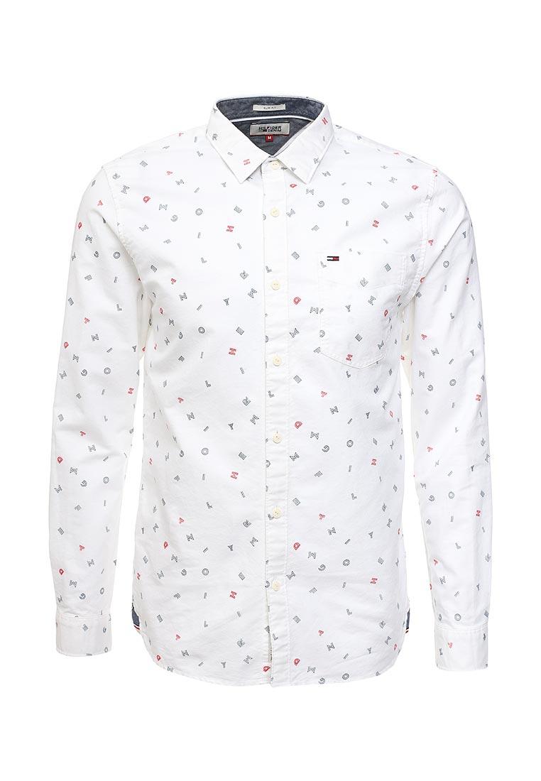 Рубашка с длинным рукавом TommyHilfigerDenim (Томми Хилфигер Деним) DM0DM01853