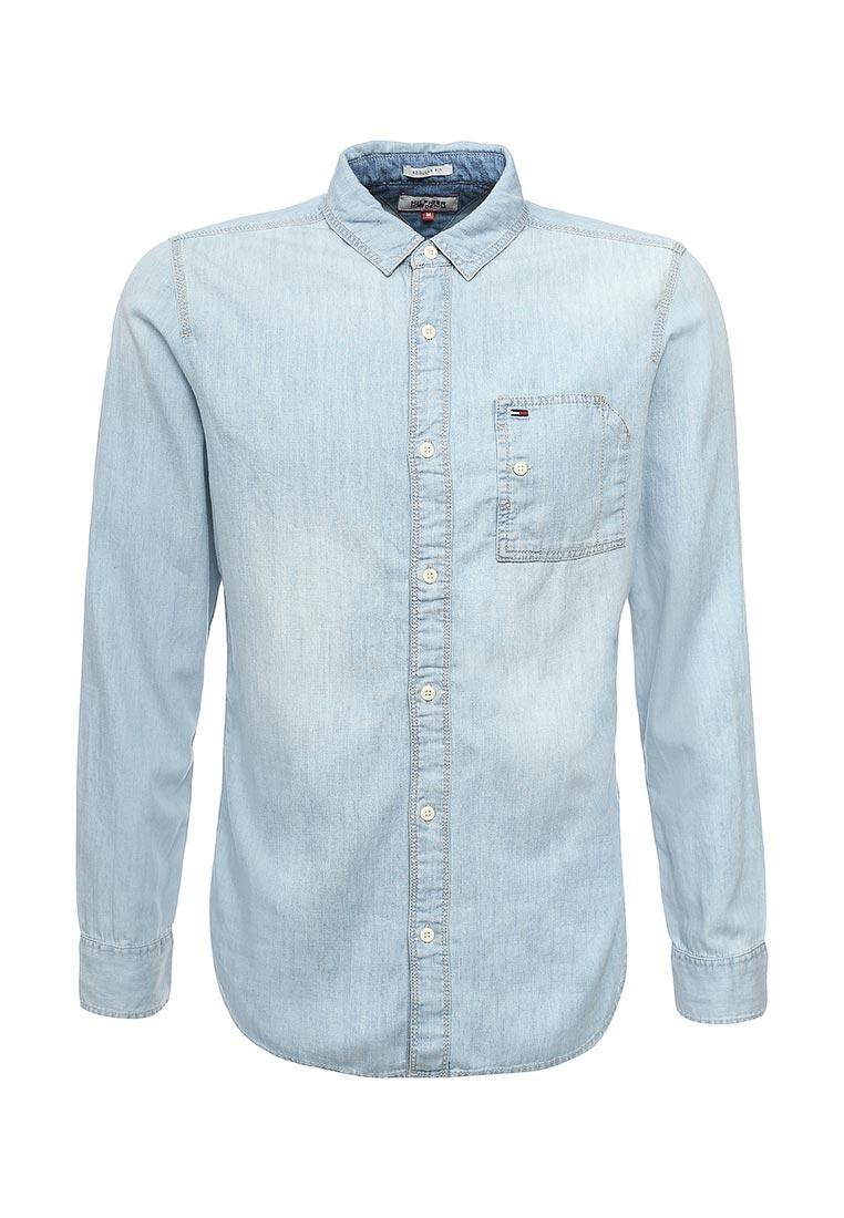 Рубашка с длинным рукавом TommyHilfigerDenim (Томми Хилфигер Деним) DM0DM02167