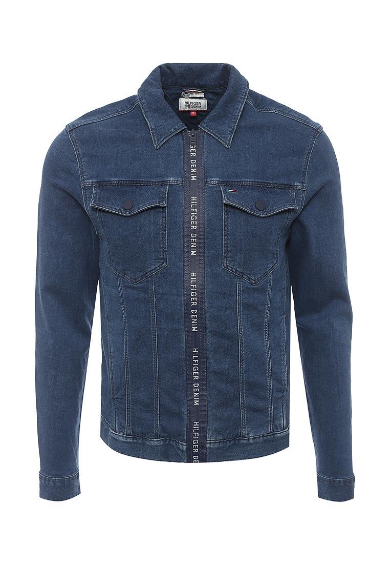 Джинсовая куртка TommyHilfigerDenim (Томми Хилфигер Деним) DM0DM02180