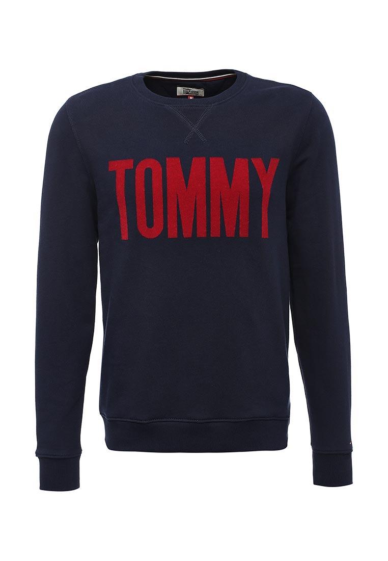 Толстовка TommyHilfigerDenim (Томми Хилфигер Деним) DM0DM02758