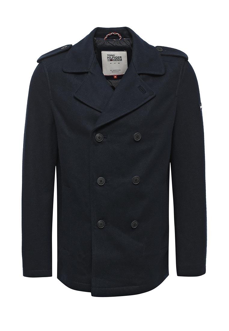 Мужские пальто TommyHilfigerDenim (Томми Хилфигер Деним) DM0DM02843