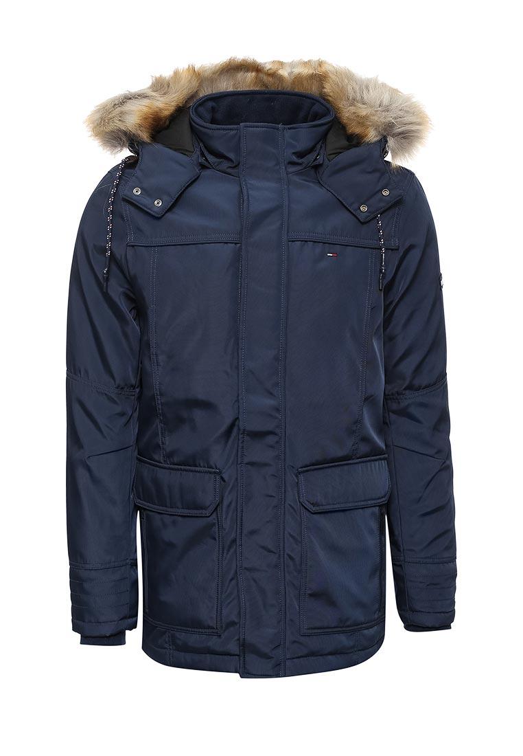 Утепленная куртка TommyHilfigerDenim (Томми Хилфигер Деним) DM0DM02850