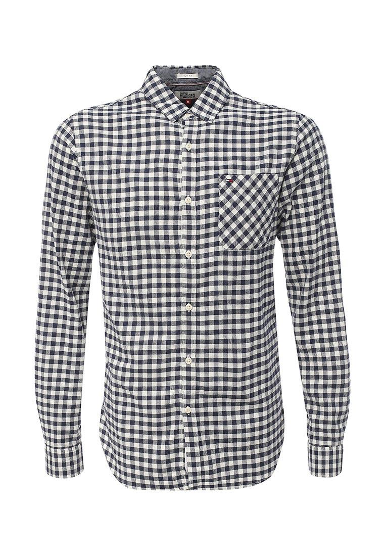 Рубашка с длинным рукавом TommyHilfigerDenim (Томми Хилфигер Деним) DM0DM02897