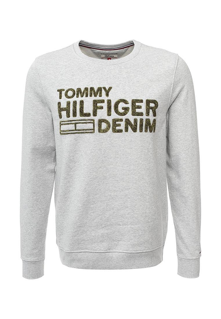 Толстовка TommyHilfigerDenim (Томми Хилфигер Деним) DM0DM03049