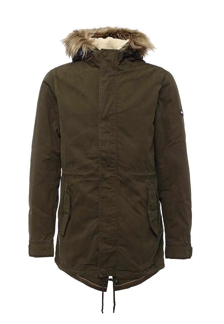 Утепленная куртка TommyHilfigerDenim (Томми Хилфигер Деним) DM0DM03621