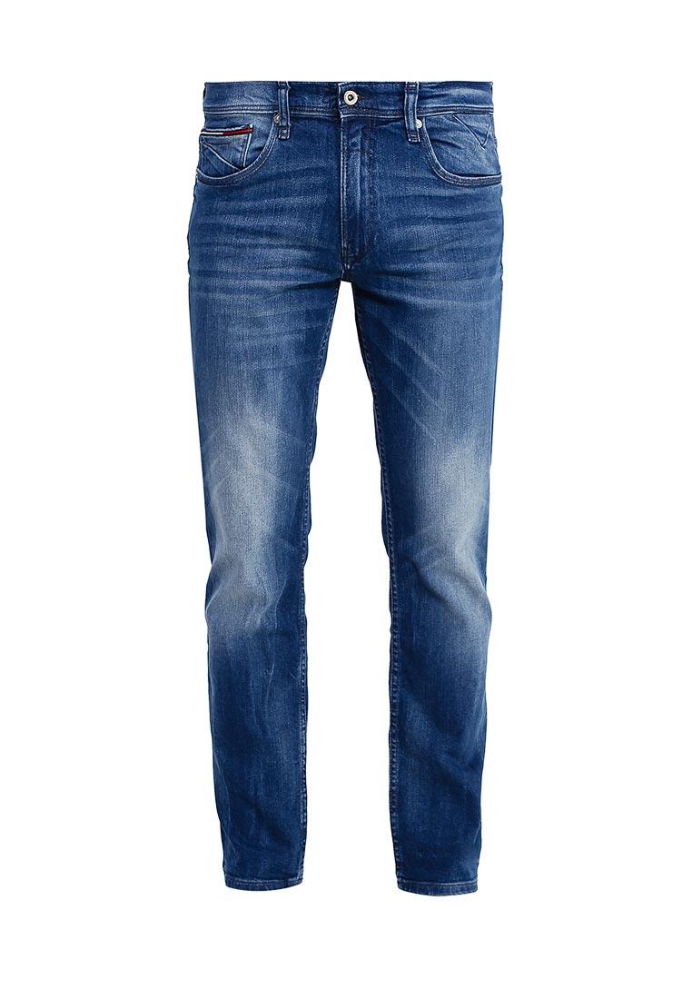 Мужские прямые джинсы TommyHilfigerDenim (Томми Хилфигер Деним) DM0DM02535