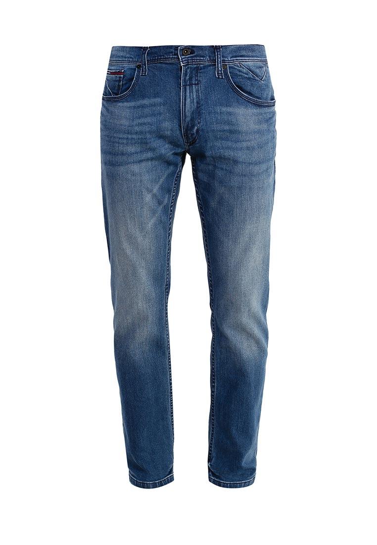 Мужские прямые джинсы TommyHilfigerDenim (Томми Хилфигер Деним) DM0DM02538