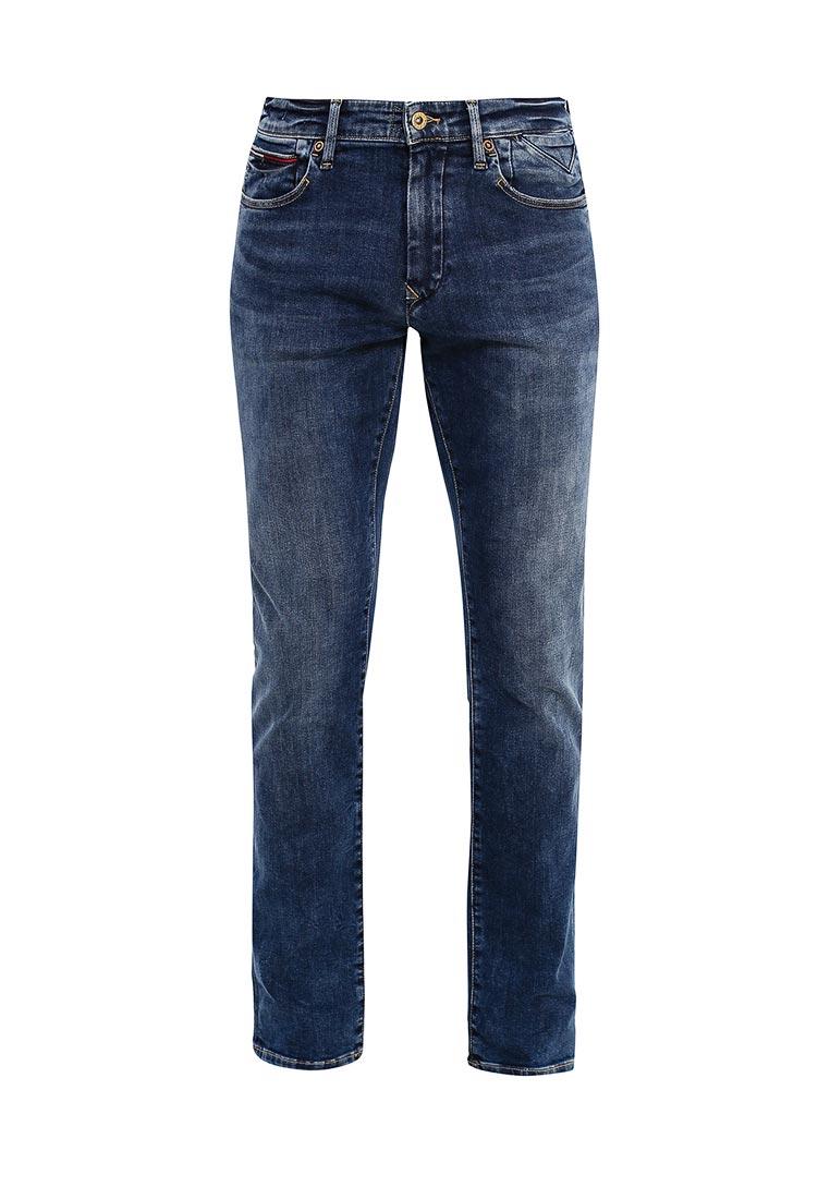 Мужские прямые джинсы TommyHilfigerDenim (Томми Хилфигер Деним) DM0DM02903