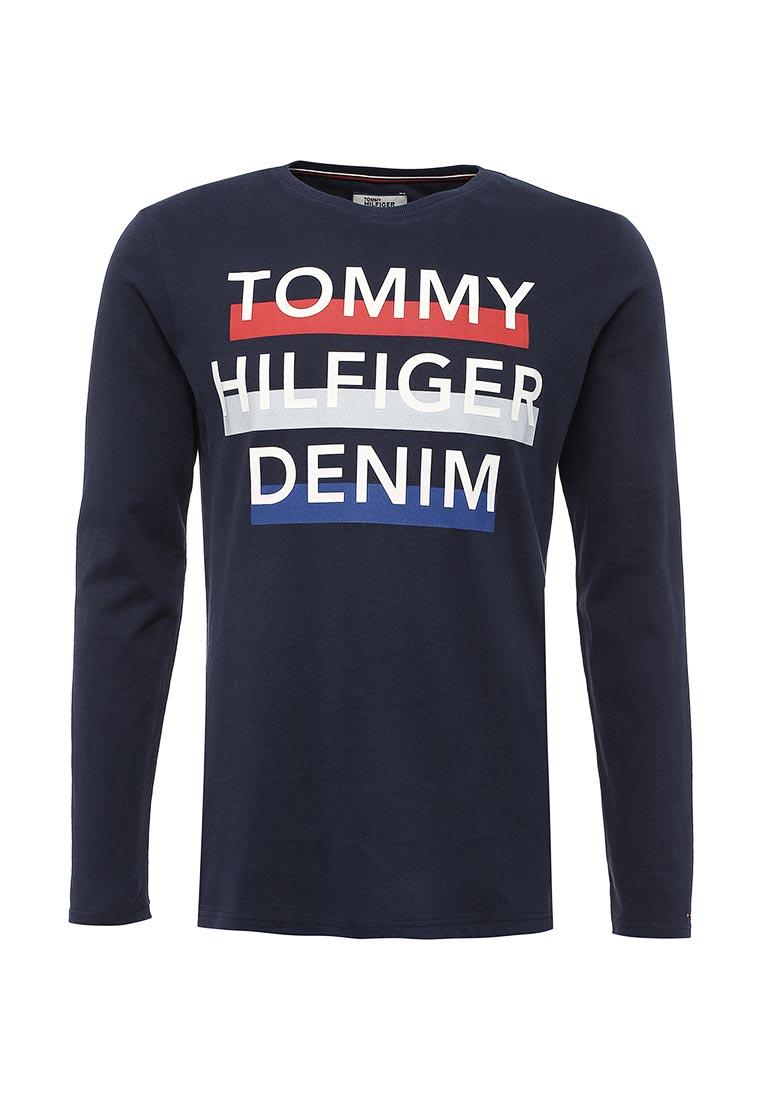 Футболка с длинным рукавом TommyHilfigerDenim (Томми Хилфигер Деним) DM0DM02794