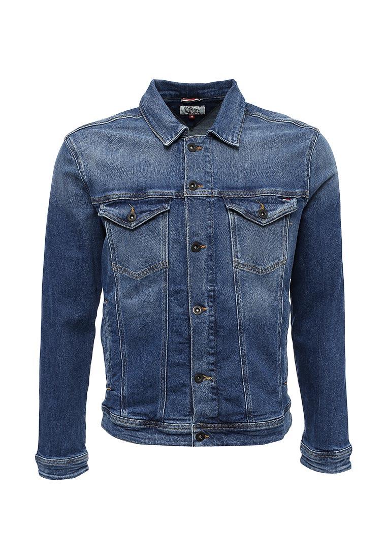 Джинсовая куртка TommyHilfigerDenim (Томми Хилфигер Деним) DM0DM02474