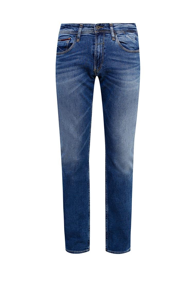 Мужские прямые джинсы TommyHilfigerDenim (Томми Хилфигер Деним) DM0DM02514