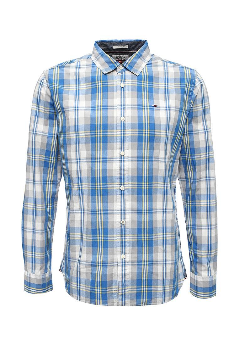 Рубашка с длинным рукавом TommyHilfigerDenim (Томми Хилфигер Деним) DM0DM02438
