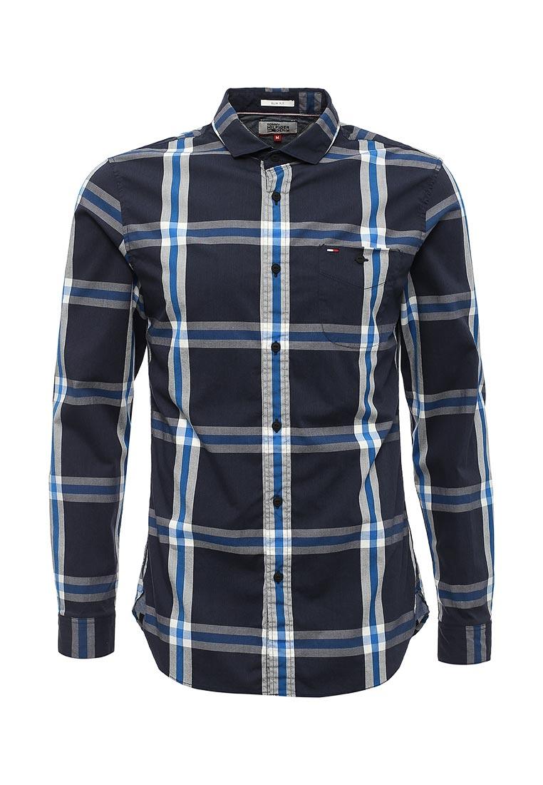 Рубашка с длинным рукавом TommyHilfigerDenim (Томми Хилфигер Деним) DM0DM02441