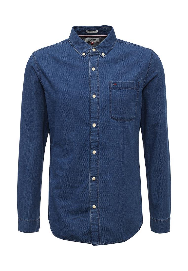 Рубашка TommyHilfigerDenim (Томми Хилфигер Деним) DM0DM02446
