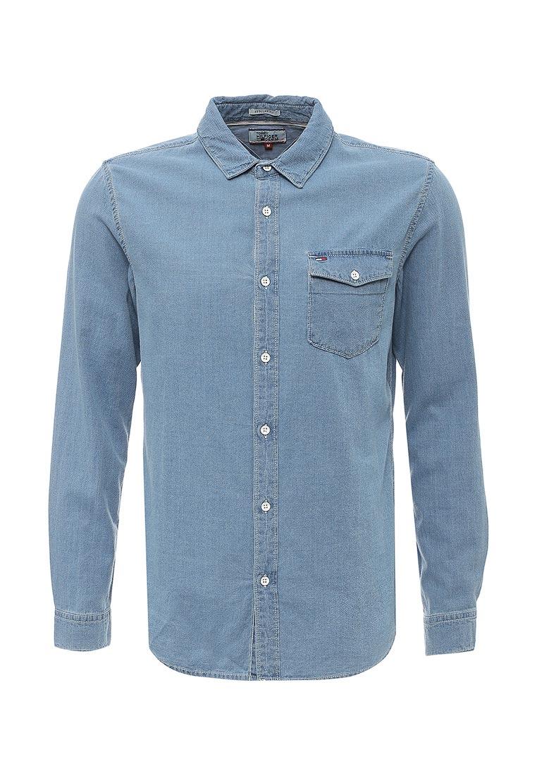 Рубашка с длинным рукавом TommyHilfigerDenim (Томми Хилфигер Деним) DM0DM02649