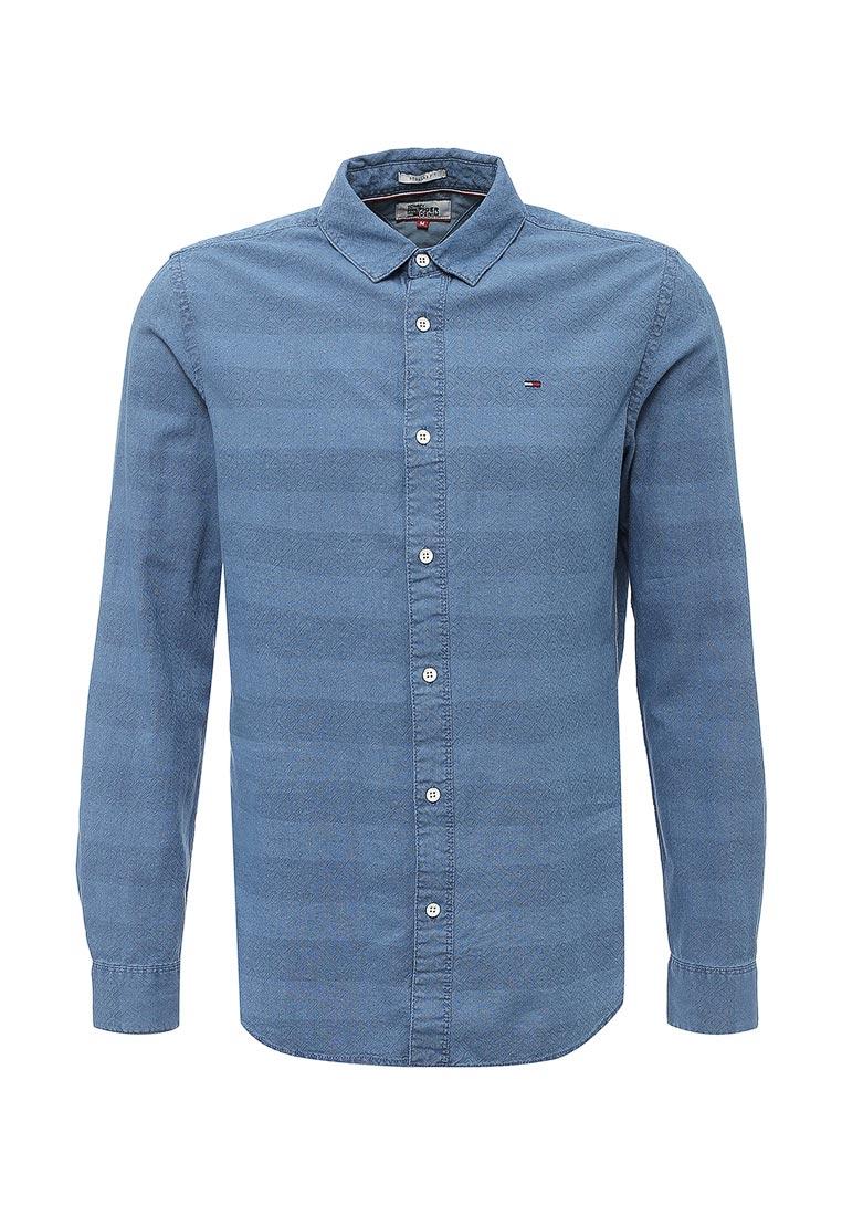 Рубашка с длинным рукавом TommyHilfigerDenim (Томми Хилфигер Деним) DM0DM02451