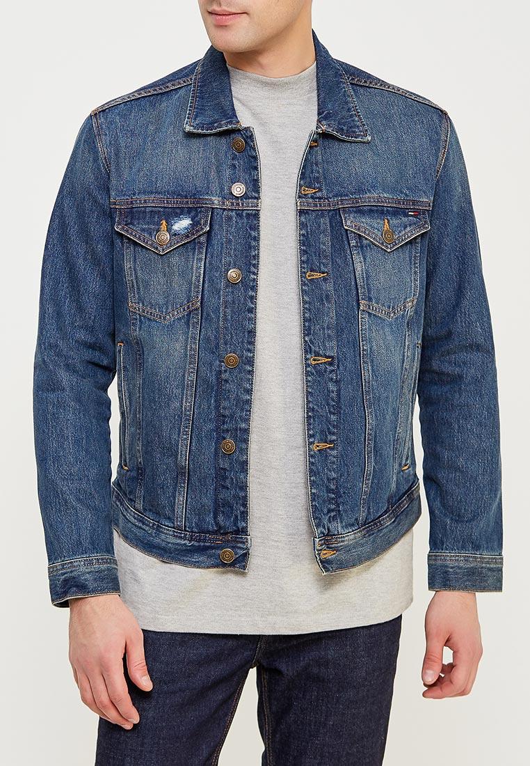 Джинсовая куртка Tommy Jeans DM0DM03582