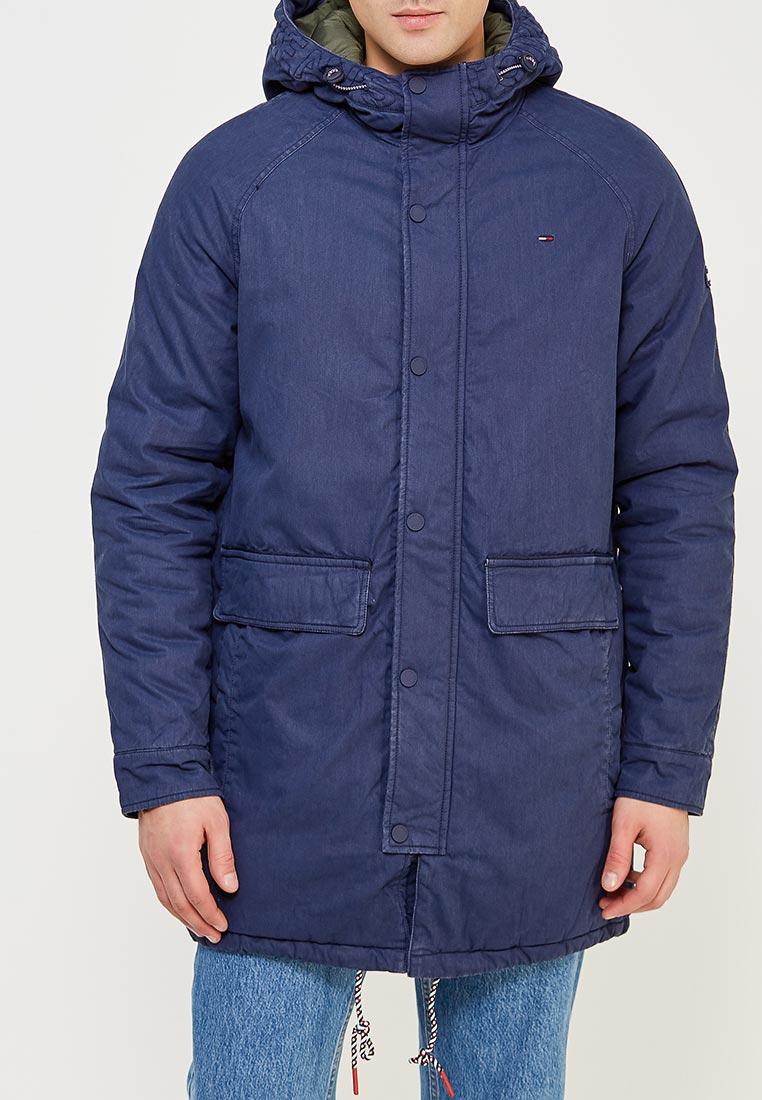 Утепленная куртка Tommy Jeans DM0DM03629