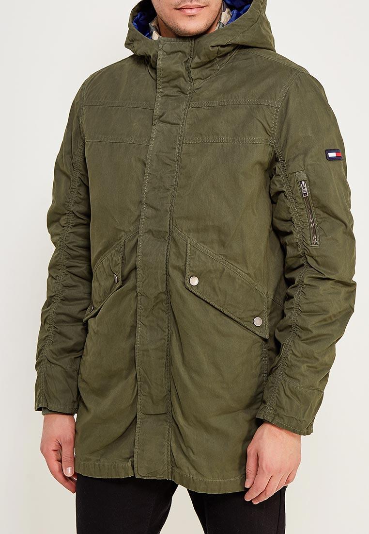 Утепленная куртка Tommy Jeans DM0DM03634