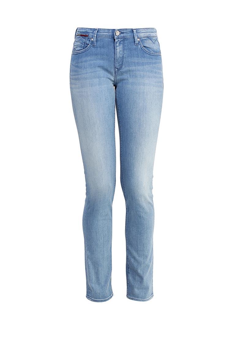Зауженные джинсы TommyHilfigerDenim (Томми Хилфигер Деним) DW0DW00453