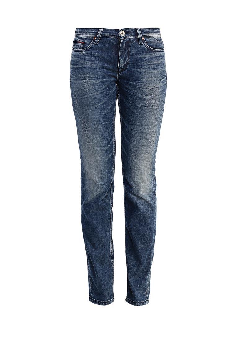 Зауженные джинсы TommyHilfigerDenim (Томми Хилфигер Деним) DW0DW00455