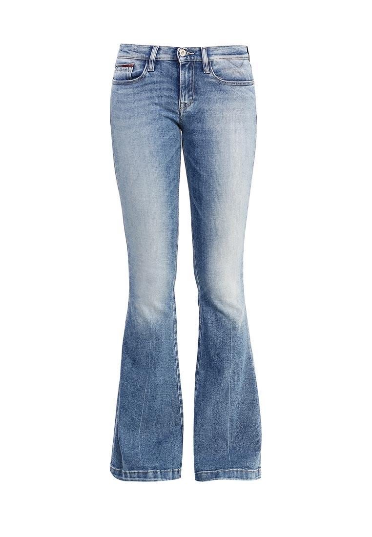 Широкие и расклешенные джинсы TommyHilfigerDenim (Томми Хилфигер Деним) DW0DW00462
