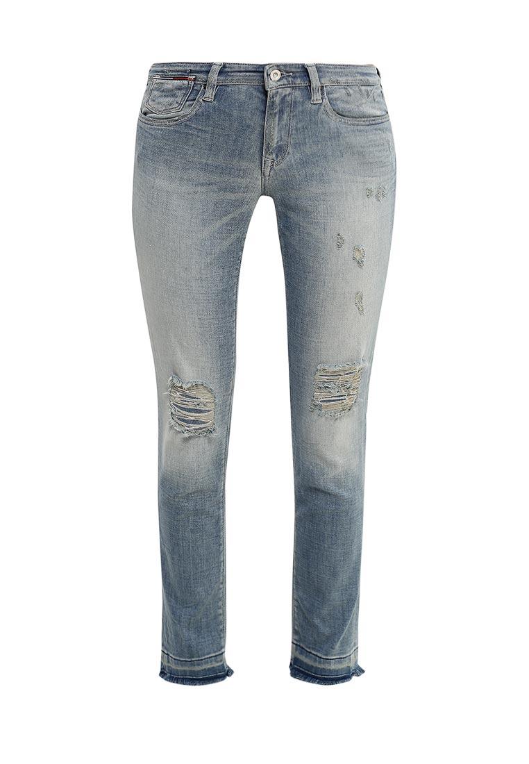 Зауженные джинсы TommyHilfigerDenim (Томми Хилфигер Деним) DW0DW00452