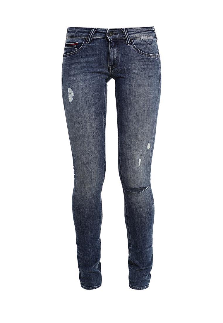 Зауженные джинсы TommyHilfigerDenim (Томми Хилфигер Деним) DW0DW01554