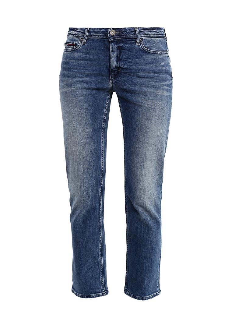 Прямые джинсы TommyHilfigerDenim (Томми Хилфигер Деним) DW0DW01618