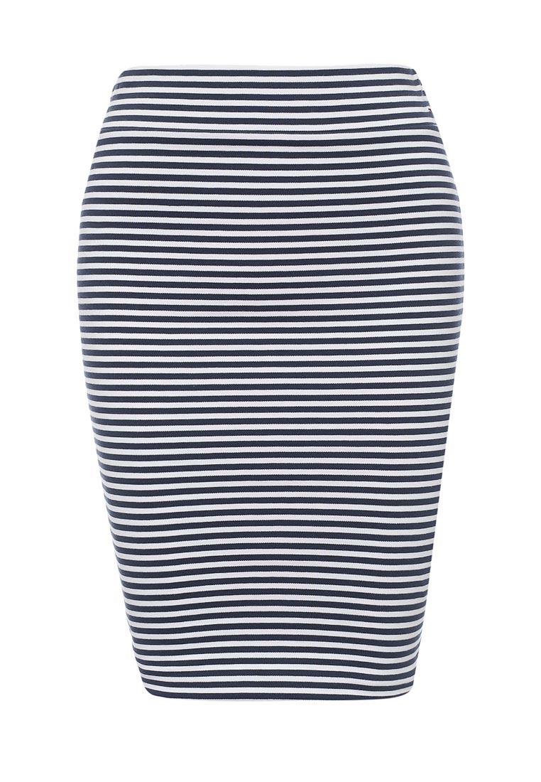 Узкая юбка TommyHilfigerDenim (Томми Хилфигер Деним) DW0DW01750