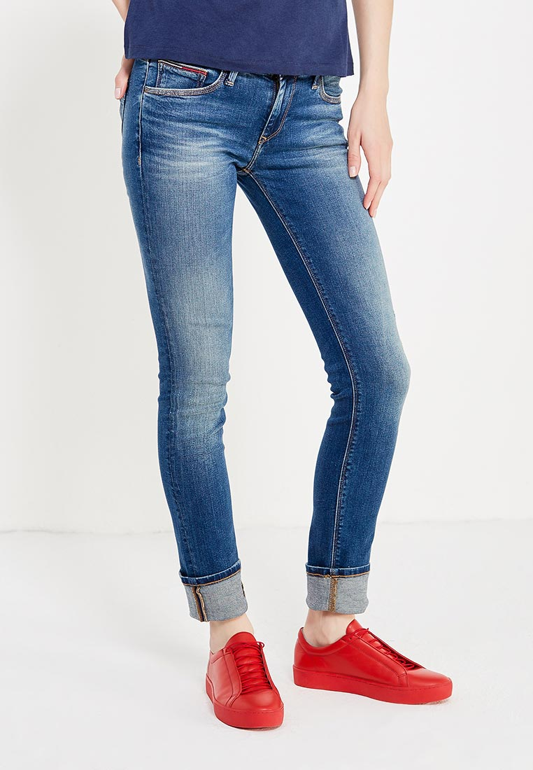 Зауженные джинсы TommyHilfigerDenim (Томми Хилфигер Деним) DW0DW02400