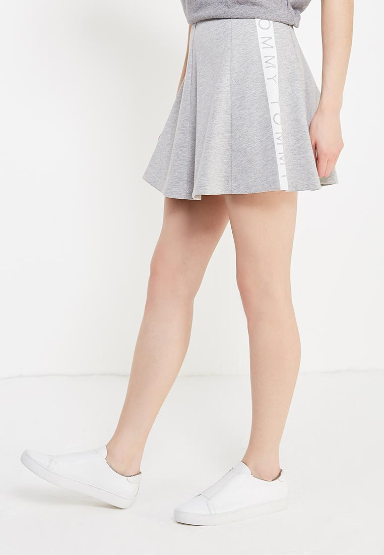 Широкая юбка TommyHilfigerDenim (Томми Хилфигер Деним) DW0DW02261