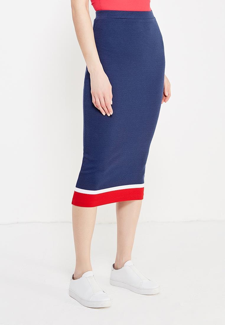 Узкая юбка TommyHilfigerDenim (Томми Хилфигер Деним) DW0DW02612