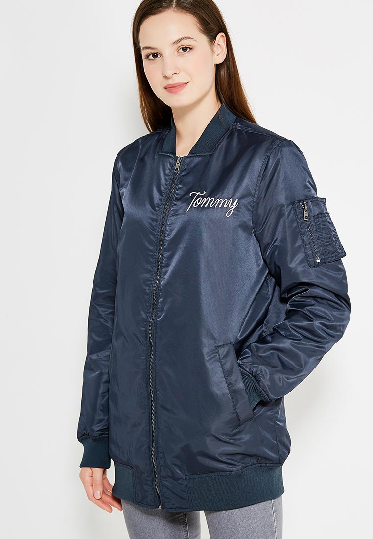 Куртка TommyHilfigerDenim (Томми Хилфигер Деним) DW0DW02893