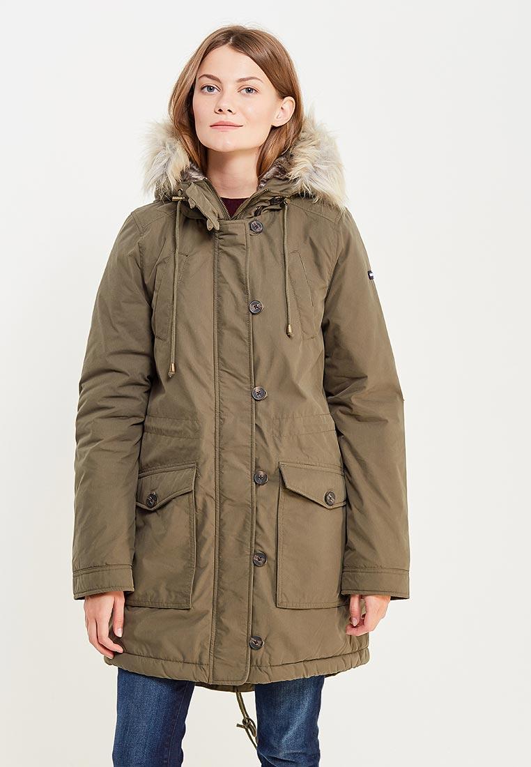 Утепленная куртка TommyHilfigerDenim (Томми Хилфигер Деним) DW0DW03827