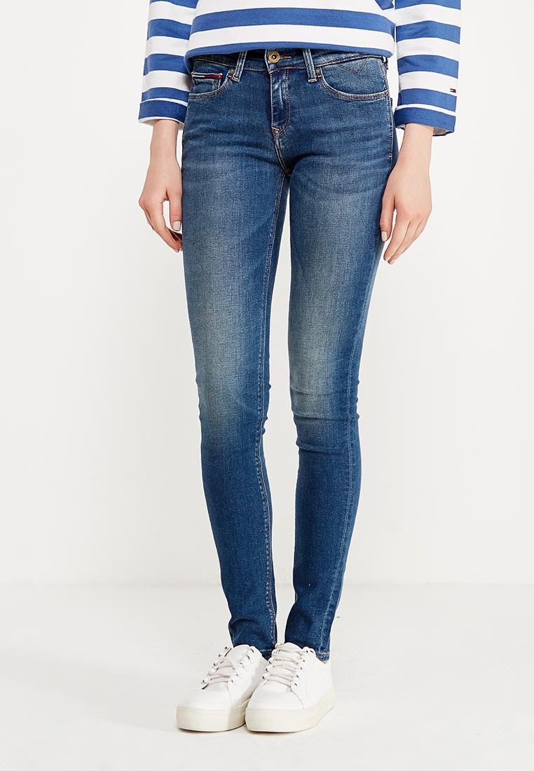 Зауженные джинсы TommyHilfigerDenim (Томми Хилфигер Деним) DW0DW02421