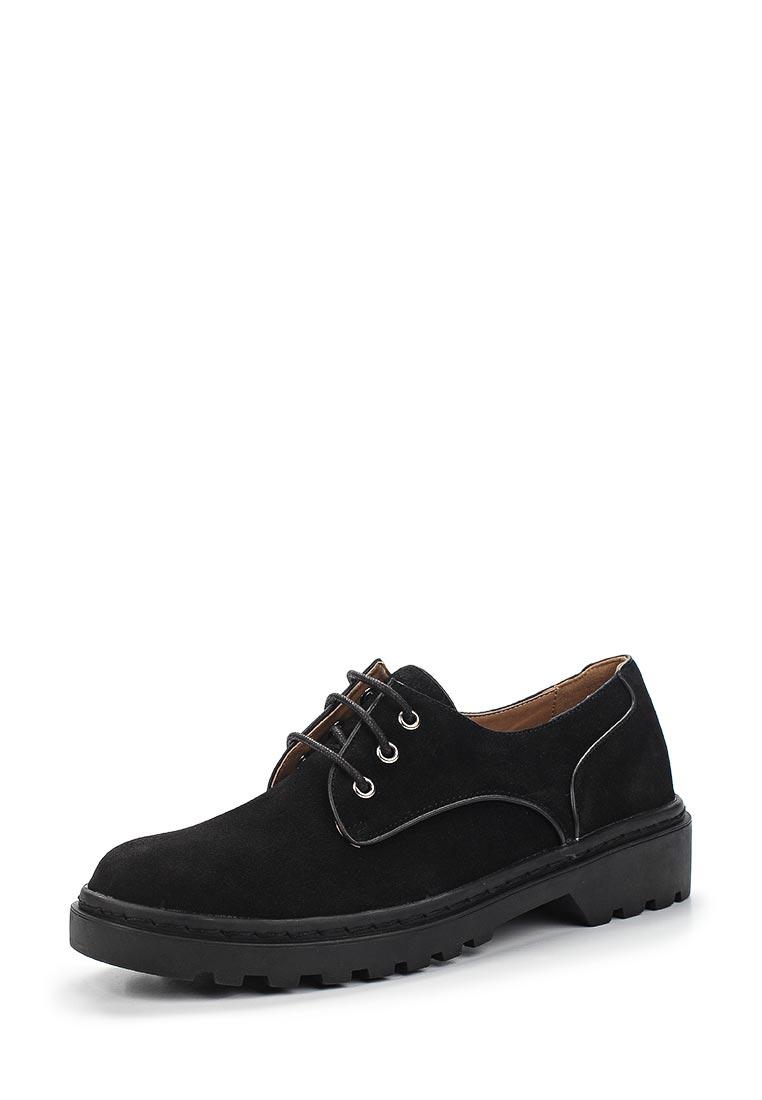 Женские ботинки Topshop (Топ Шоп) 42F01NBLK