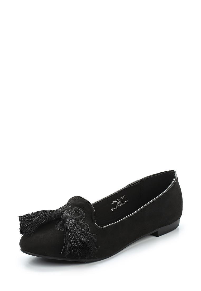 Женские туфли Topshop (Топ Шоп) 42S02NBLK