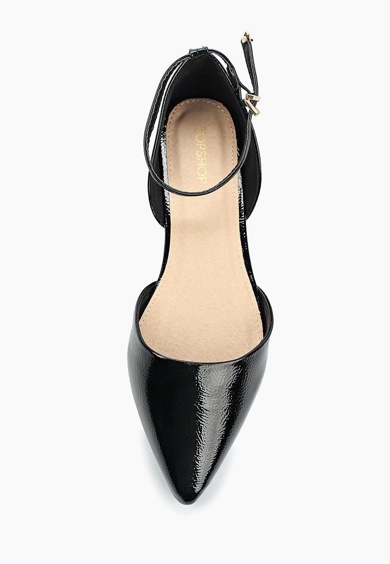 Женские туфли Topshop (Топ Шоп) 42A37MBLK: изображение 4