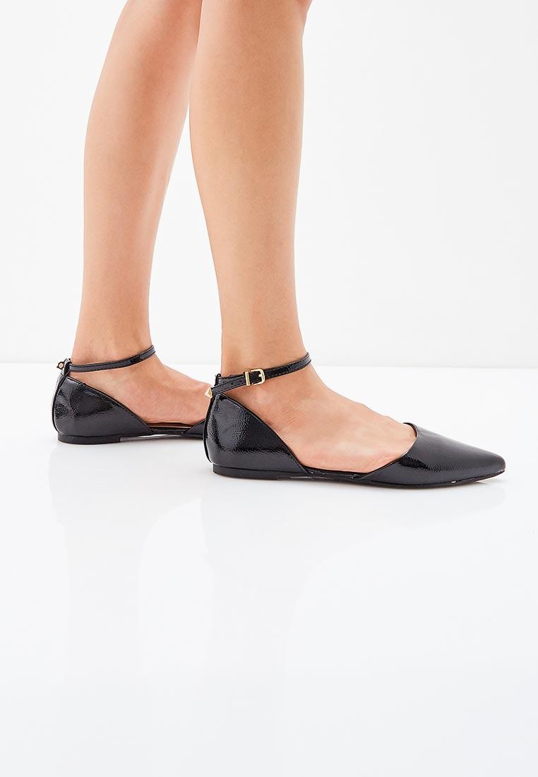 Женские туфли Topshop (Топ Шоп) 42A37MBLK: изображение 5