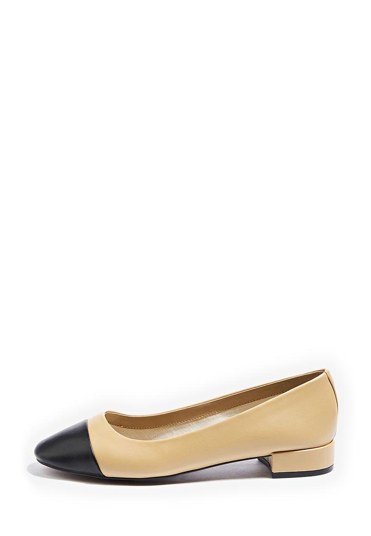Туфли на плоской подошве Topshop (Топ Шоп) 42A03LCAM