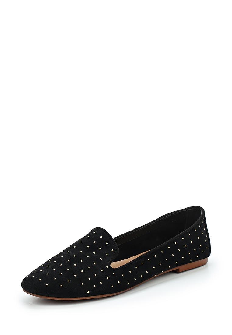Туфли на плоской подошве Topshop (Топ Шоп) 42S05LBLK
