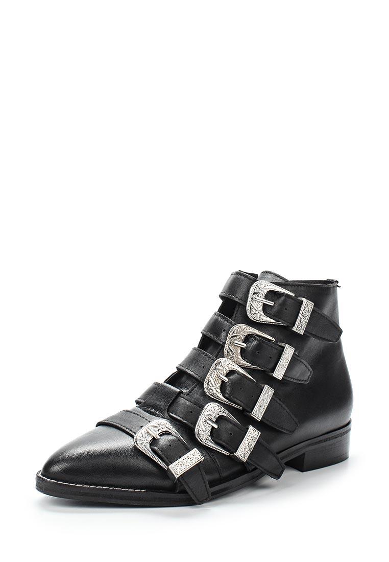 Женские ботинки Topshop (Топ Шоп) 32A10MBLK