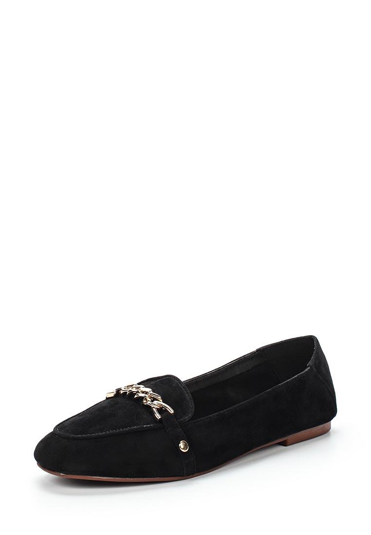Туфли на плоской подошве Topshop (Топ Шоп) 42L02MBLK